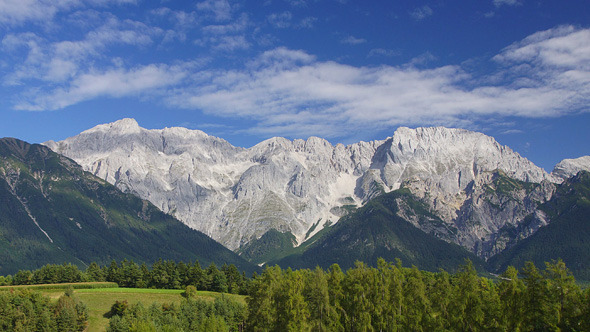 Tirol Mountains