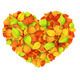 Autumn Heart - GraphicRiver Item for Sale