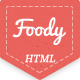 Foody - One Page / Multi Page Restaurant Template