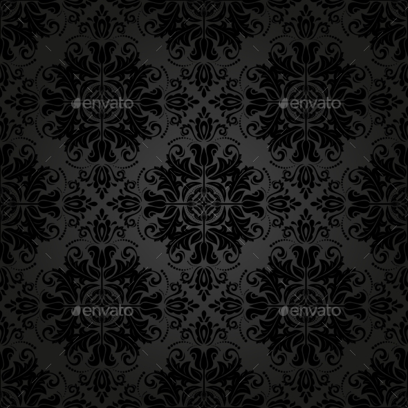 GraphicRiver Orient Seamless Vector Pattern 9061357