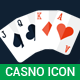 Casino Flat Icons Set - GraphicRiver Item for Sale