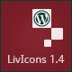 LivIcons for WordPress - Animated Vector Icons - CodeCanyon Item for Sale