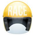 High quality racing motorcycle helmet. - PhotoDune Item for Sale