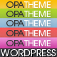 OPAtheme - ThemeForest Item for Sale