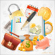 Items of Business, Money, Gold Coins - GraphicRiver Item for Sale