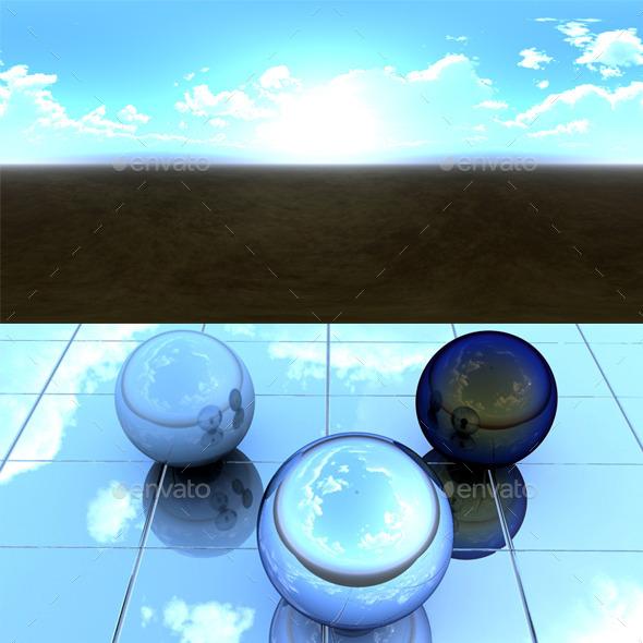 3DOcean Desert 163 9064139