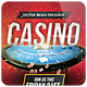 Casino - Flyer - GraphicRiver Item for Sale