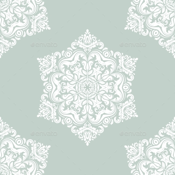 GraphicRiver Damask Seamless Pattern 9065739