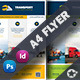 Transport Flyer Templates - GraphicRiver Item for Sale
