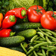 Variety of fresh organic vegetables. Detox diet - PhotoDune Item for Sale