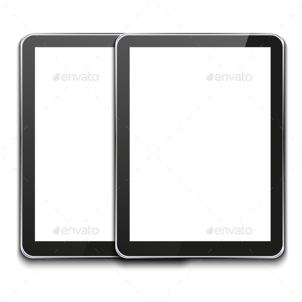 GraphicRiver Tablets 9066954