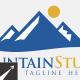 Mountain Studio Logo Template - GraphicRiver Item for Sale
