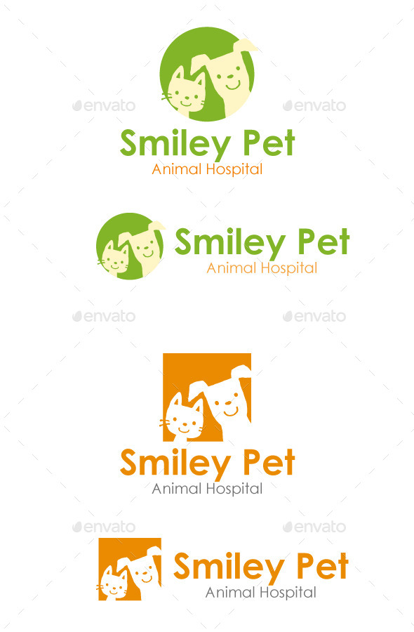 GraphicRiver Smiley Pet 9059605