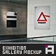 Gallery Mock-Up Series • Exhibition Edition - GraphicRiver Item for Sale