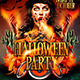Halloween Party Flyer Template - GraphicRiver Item for Sale