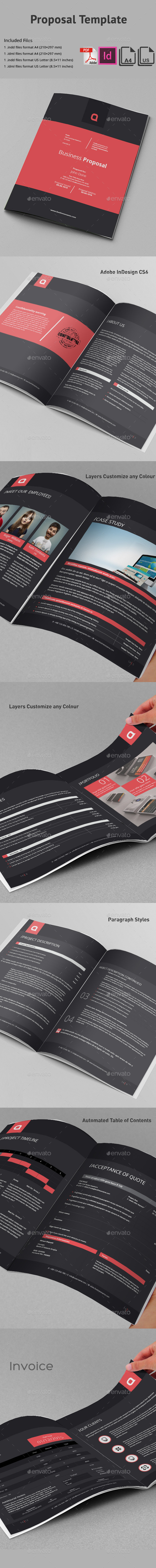 GraphicRiver Proposal Template 9068128