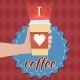 Poster Cup Coffee - GraphicRiver Item for Sale