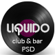 Liquido - Dance and Night Club Theme - ThemeForest Item for Sale
