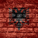 flag of Albania - PhotoDune Item for Sale