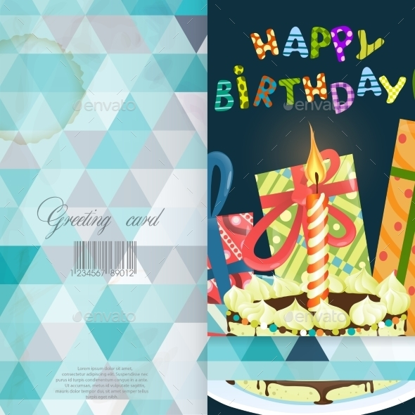 GraphicRiver Greeting Card Design Template 9069905