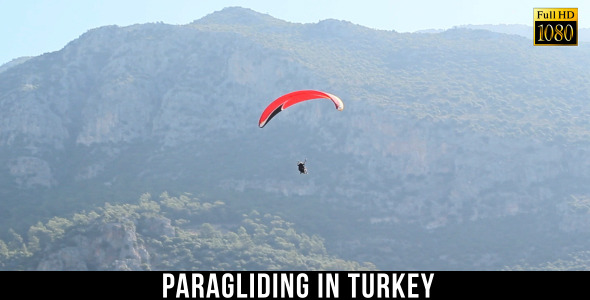 Paragliding In Turkey 3