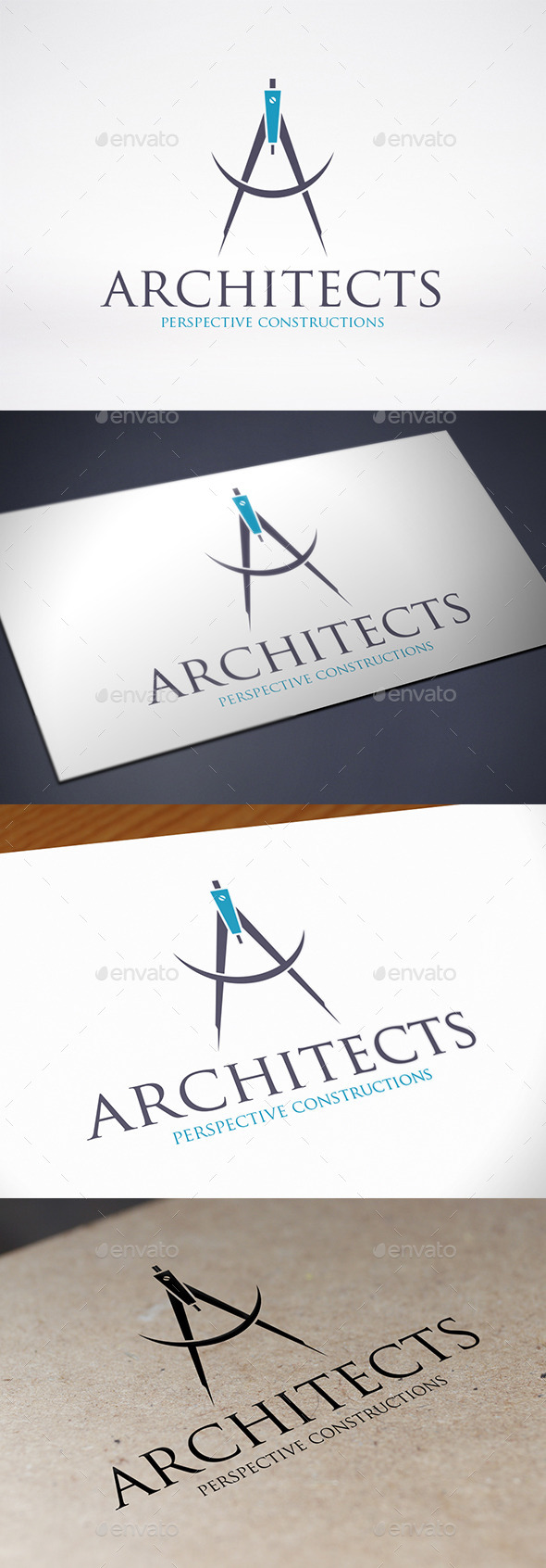 GraphicRiver Architects Studio Logo 9070351