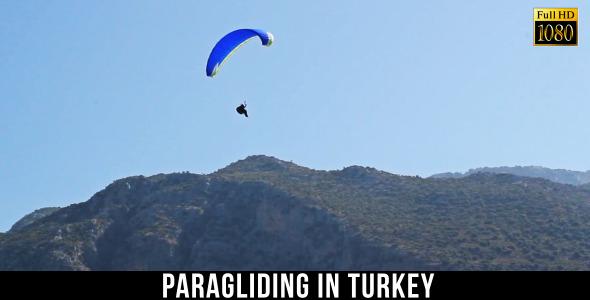 Paragliding In Turkey 6