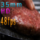 Hamburger Being Flip When Grill - VideoHive Item for Sale