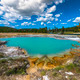 Wall Pool in Biscuit Basin Yellowstone - PhotoDune Item for Sale