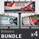 Automobile Business Billboard Bundle | Volume 1