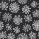 Hand Drawn Snowflakes. Seamless Pattern. - GraphicRiver Item for Sale