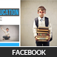 Kids School Education Facebook Cover - GraphicRiver Item for Sale