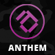 Anthem - Modern Creative Template - ThemeForest Item for Sale