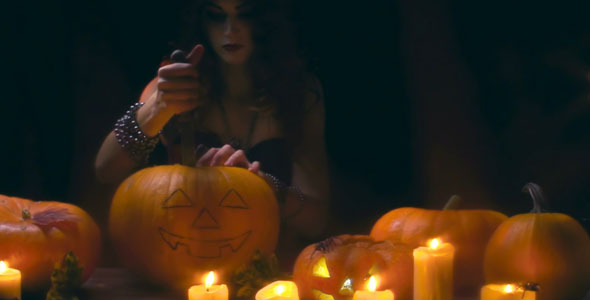 Carving Pumpkin Tradition