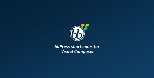 CodeCanyon bbPress shortcodes for Visual Composer 9073637