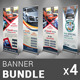 Automobile Business Banner Bundle | Volume 1