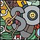 3 Social Doodles Designs - GraphicRiver Item for Sale
