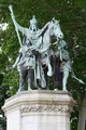 Charlemagne statue in Paris - PhotoDune Item for Sale
