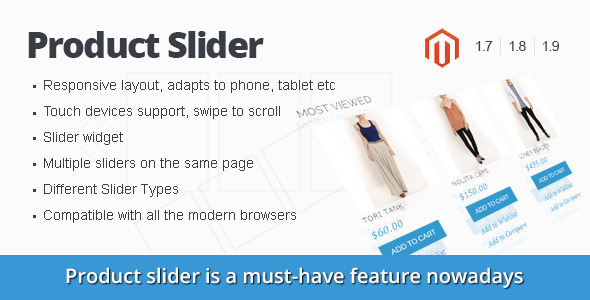 CodeCanyon Product Slider 9079309