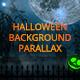 Halloween Background Parallax