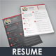 Resume - Cover Letter - Portfolio - Business Card - GraphicRiver Item for Sale