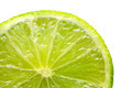 Fresh lime isolated on white background. - PhotoDune Item for Sale