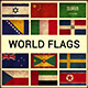 World Flags Grunge and Retro (Part 2) - GraphicRiver Item for Sale