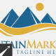 Mountain Marketing Logo Template - GraphicRiver Item for Sale