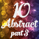 10 Abstract Backgrounds Part 3 - GraphicRiver Item for Sale