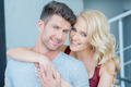 Smiling Young White Romantic Couple - PhotoDune Item for Sale