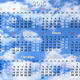 calendar for 2014 year on the blue sky background - PhotoDune Item for Sale