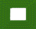 Green square frame from leaves - PhotoDune Item for Sale