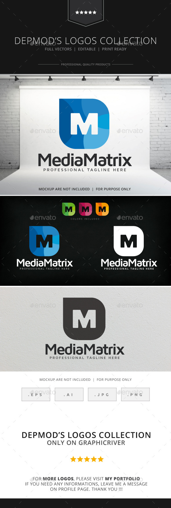 Media Matrix Logo