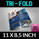 Company Brochure Tri-Fold Brochure Vol.14 - GraphicRiver Item for Sale